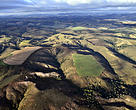 Imagem aérea do Cerrado mostra devasta??o do bioma