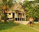 A Terra Indígena Praia do Carapan? situa-se na cidade de Tarauacá, no Acre, onde o WWF-Brasil já trabalha há anos