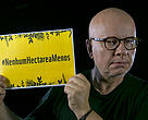 Marcelo Tas é um dos embaixadores da campanha contra projeto que amea?a florestas na Amaz?nia