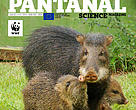 Science Pantanal Magazine cover.