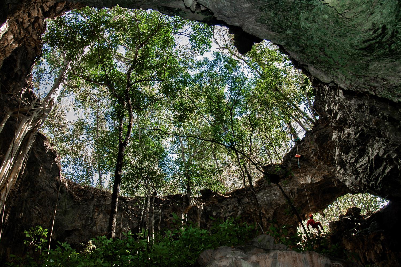 Cerrado: Parque Estadual Gruta da Lagoa Azul, Nobres – Mato Grosso