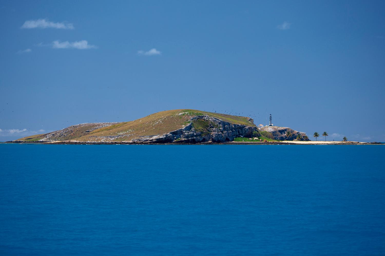 Litoral: Parque Nacional Marinho do Brasil, arquipélago dos Abrolhos – Bahia